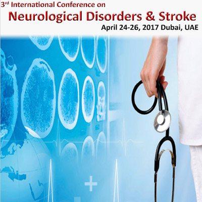 3rdInternational Conference on Neurological disorders and Stroke, Dubai, UAE