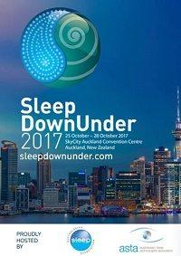 Sleep DownUnder 2017, Auckland, Australia