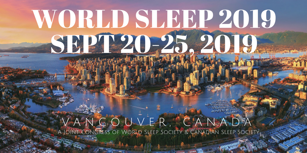 World Sleep Congress 2019, Prague, Czech Republic 1