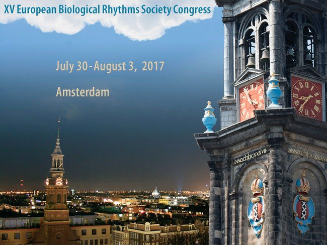 XV European Biological Rhythms Society Congress