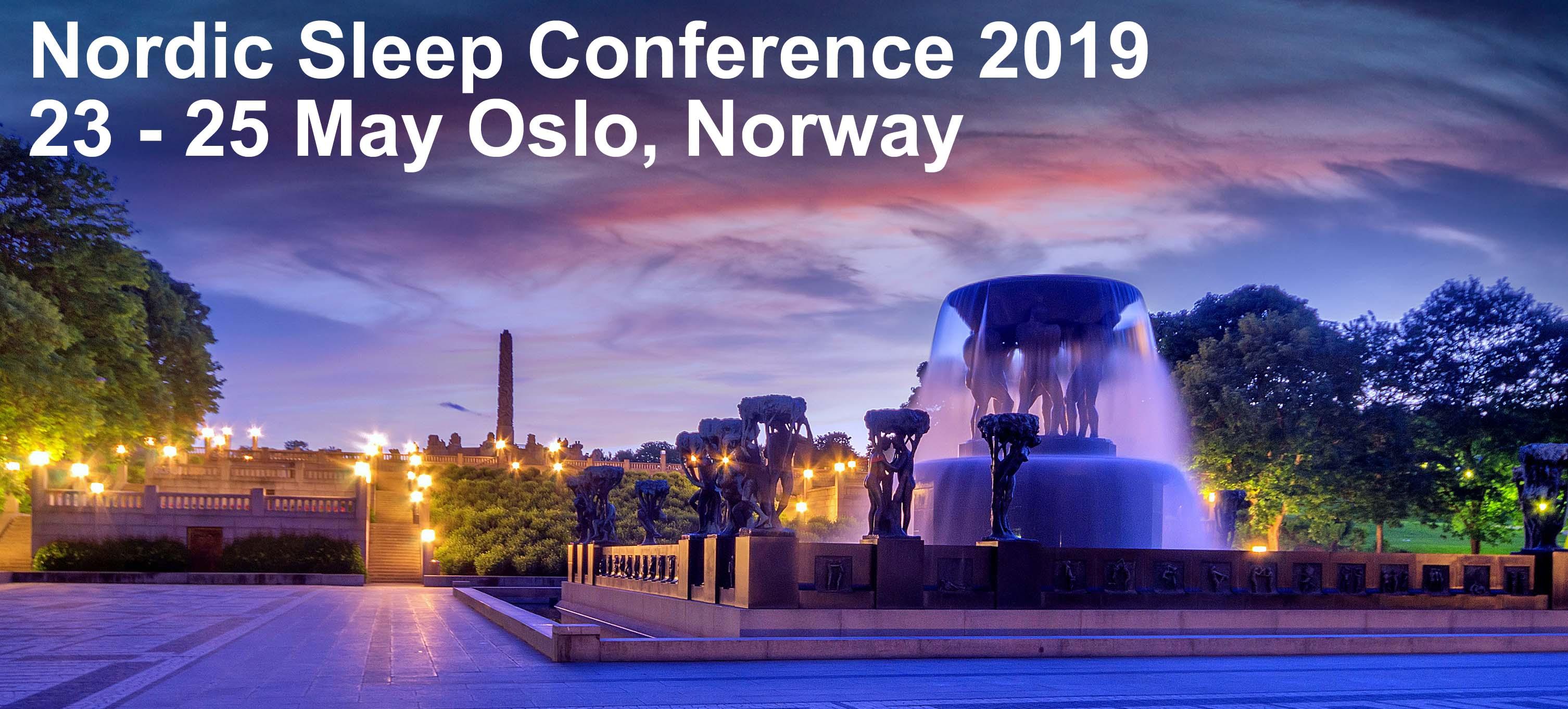 Nordic Sleep Conference 2017