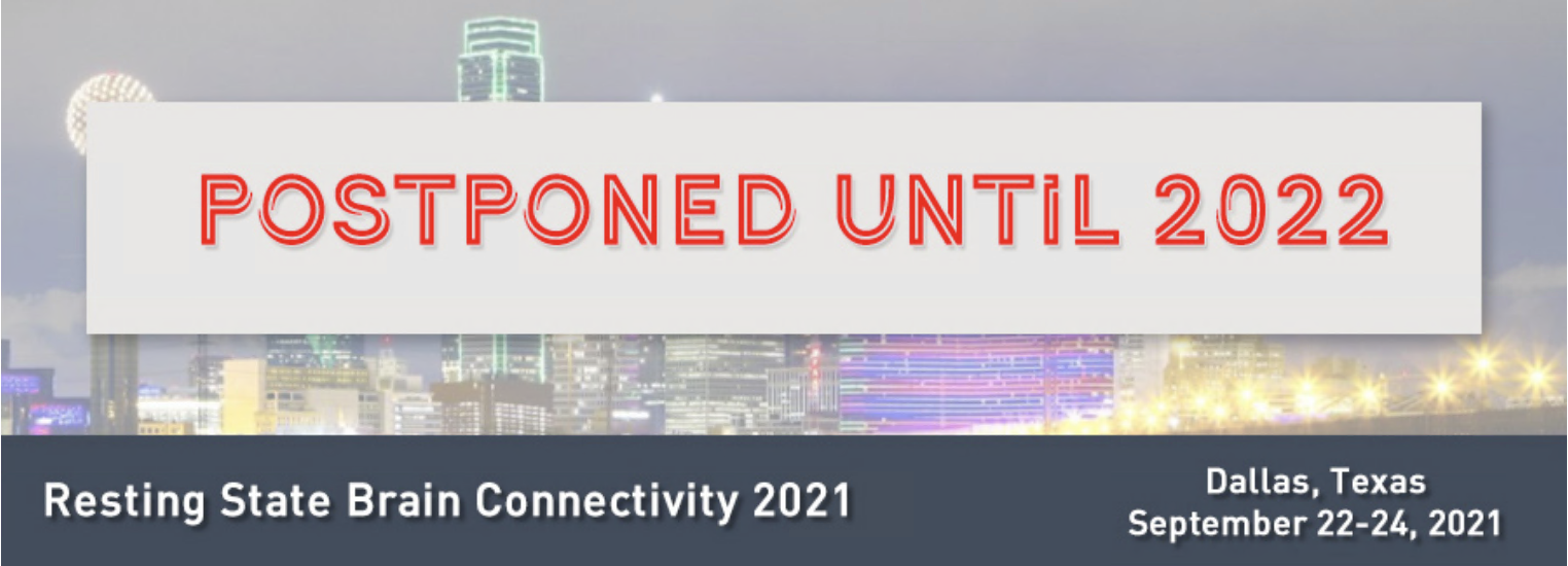Seventh Biennial Conference on Resting State and Brain Connectivity 2021 1