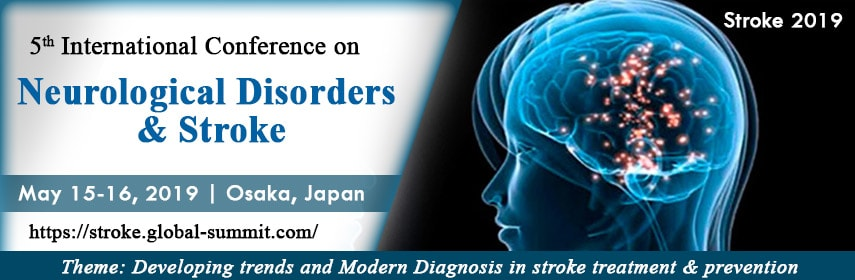 4th International Conference on Neurological disorders and Stroke, Syndney, Australia