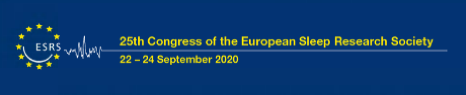 25th Congress of the European Sleep Research Society