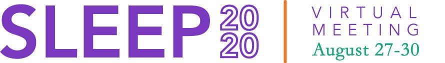 SLEEP 2020 Virtual Meeting