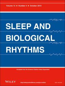 Sleep and Biological Rhythms 1