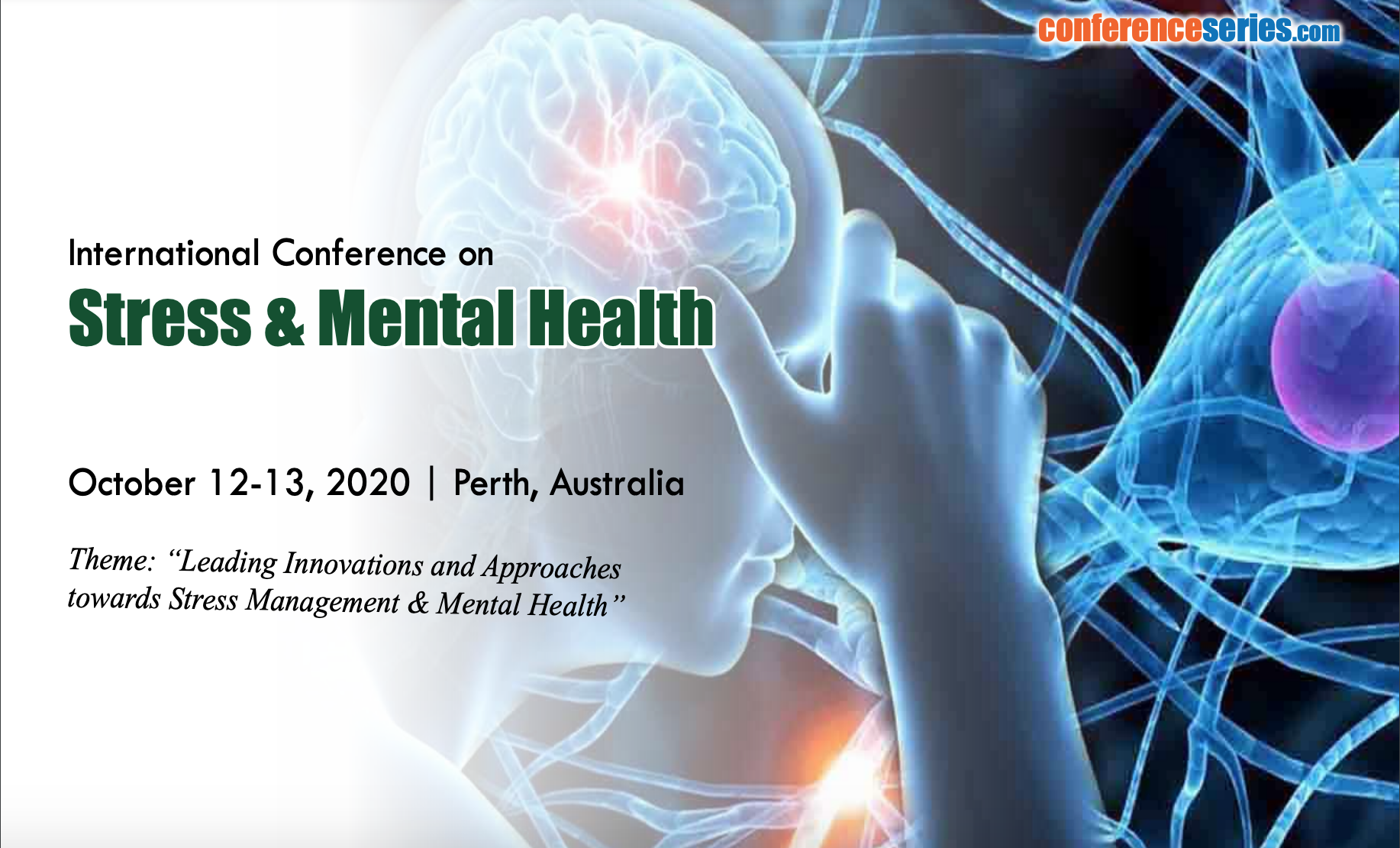 International Conference on Stress & Mental Health
